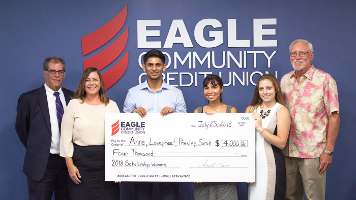 Eagle Community Credit Union Scholarship