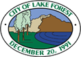 Lake Forest, CA City Seal